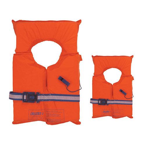 Foam Lifejacket Solas 74