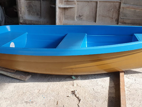 New 10ft Dinghy Model - Bay 1000