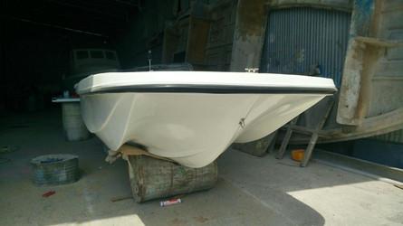 Whaler 1700