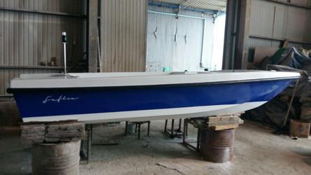 17ft Whaler 1700
