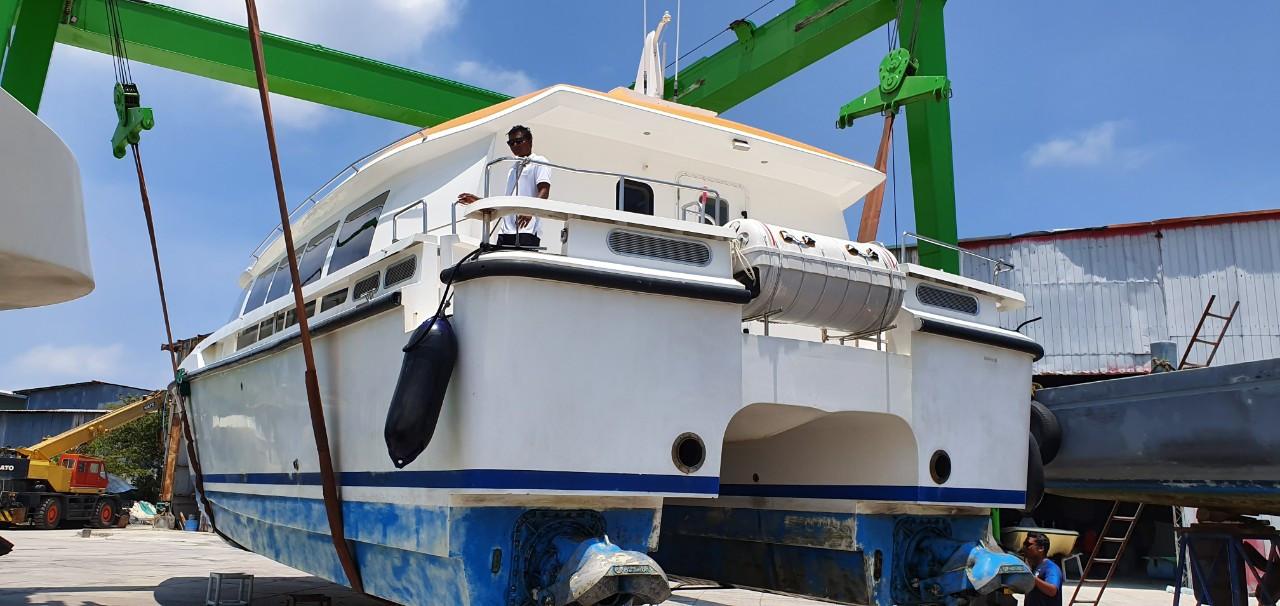 55ft Al Jumana Jalboot Maldives