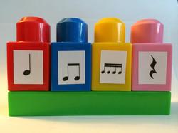 One-beat rhythms