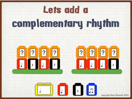 Complementary Rhythms Lesson