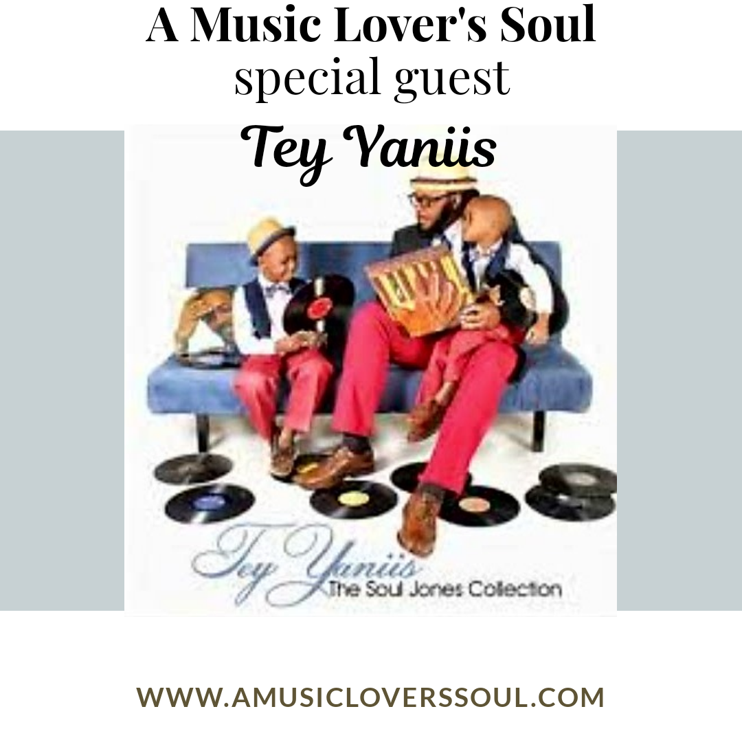 Tey Yaniis brings Soul to Hip Hop!