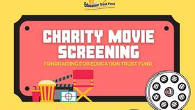 Charity Movie Screening