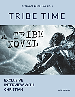 Tribe Time Front Page.png