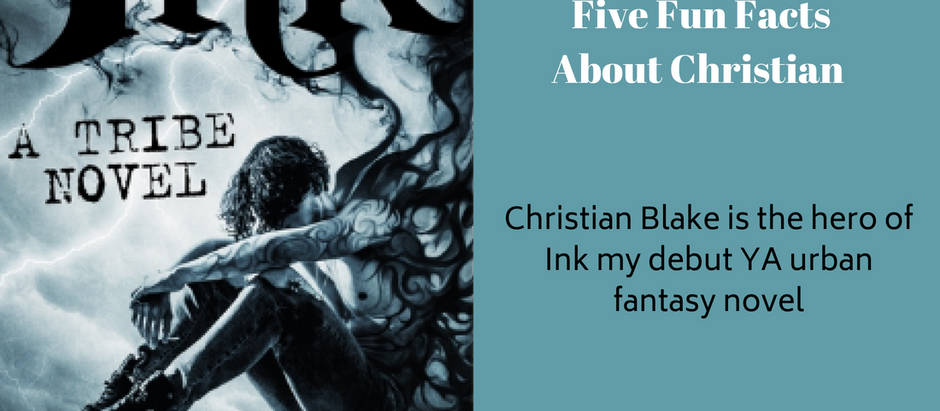 Five Fun Facts About Christian