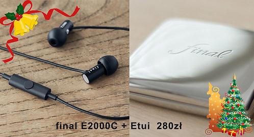 E2000C + ETUI