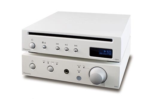 NANO UA1  + CD1 white set