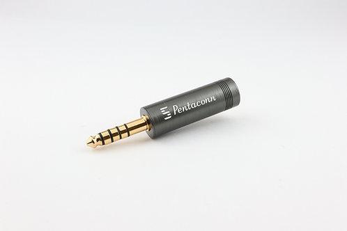 Pentaconn AUDIO PLUG 4.4mm NBP1-14-001