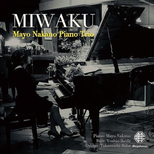 MIWAKU - Mayo Nakano Piano Trio -  Briphonic