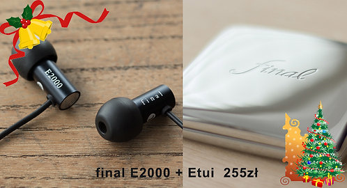 E2000 + ETUI