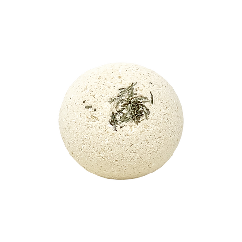 Organic Rosemary-Lavender Bath Bomb