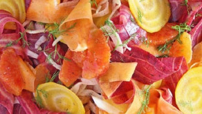 Summer Salad with Beets & Oranges