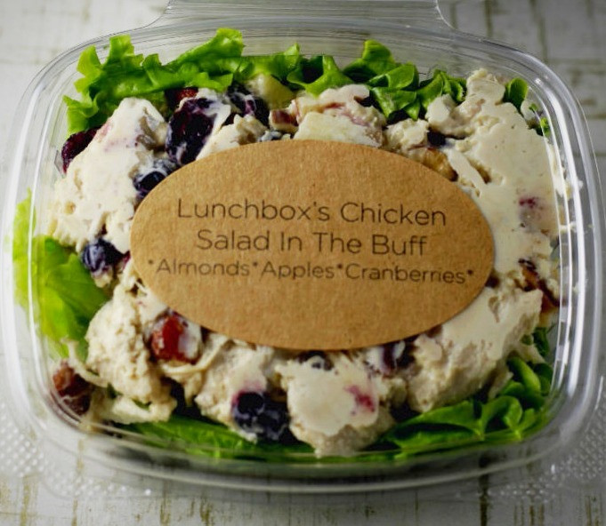 Tuna Salad 'In The Buff'