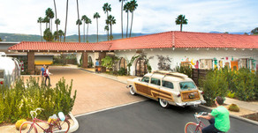 The Goodland Hotel in Goleta: Great for a Working Lunch
