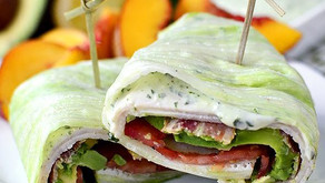 Bacon Turkey Club Wrap - So Simple & So Good!