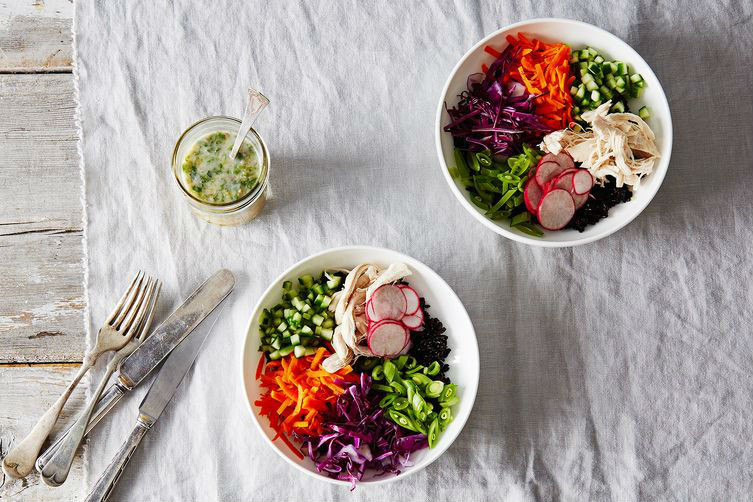 Fun Find: Food 52's 50 Best Salads: Thai Salad with Lime Vinaigrette
