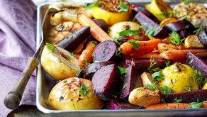 Tip for Roasted Veggies