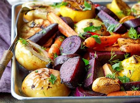Tip for Roasted Veggies