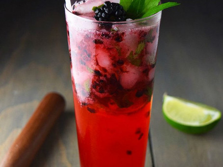 Blackberry Mojito Recipe (!)