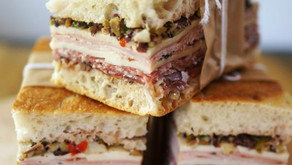 Muffaletta Sandwich (!)