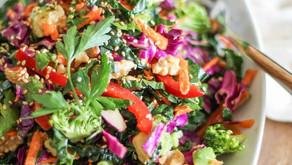 Love a Beautiful Detox Salad!