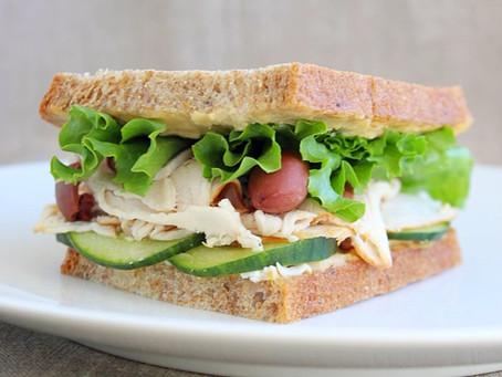 Lunchbox CFO Inspires New Greek Turkey Recipe