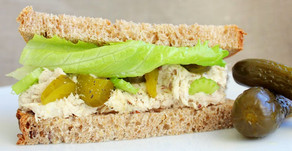 Albacore Tuna Sandwich Addiction