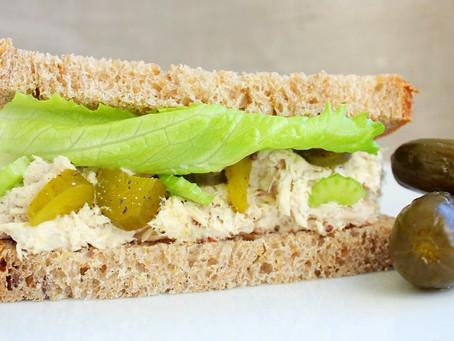 Albacore Tuna Sandwich Addiction