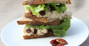 Toasted Pecan & Cherry Chicken Salad