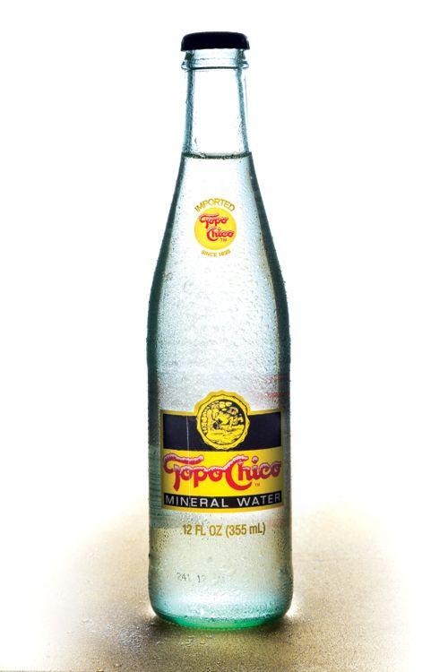 Topo Chico Bubble Water