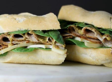 Honey Dijon Chicken Sandwich