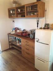 施工例 キッチン