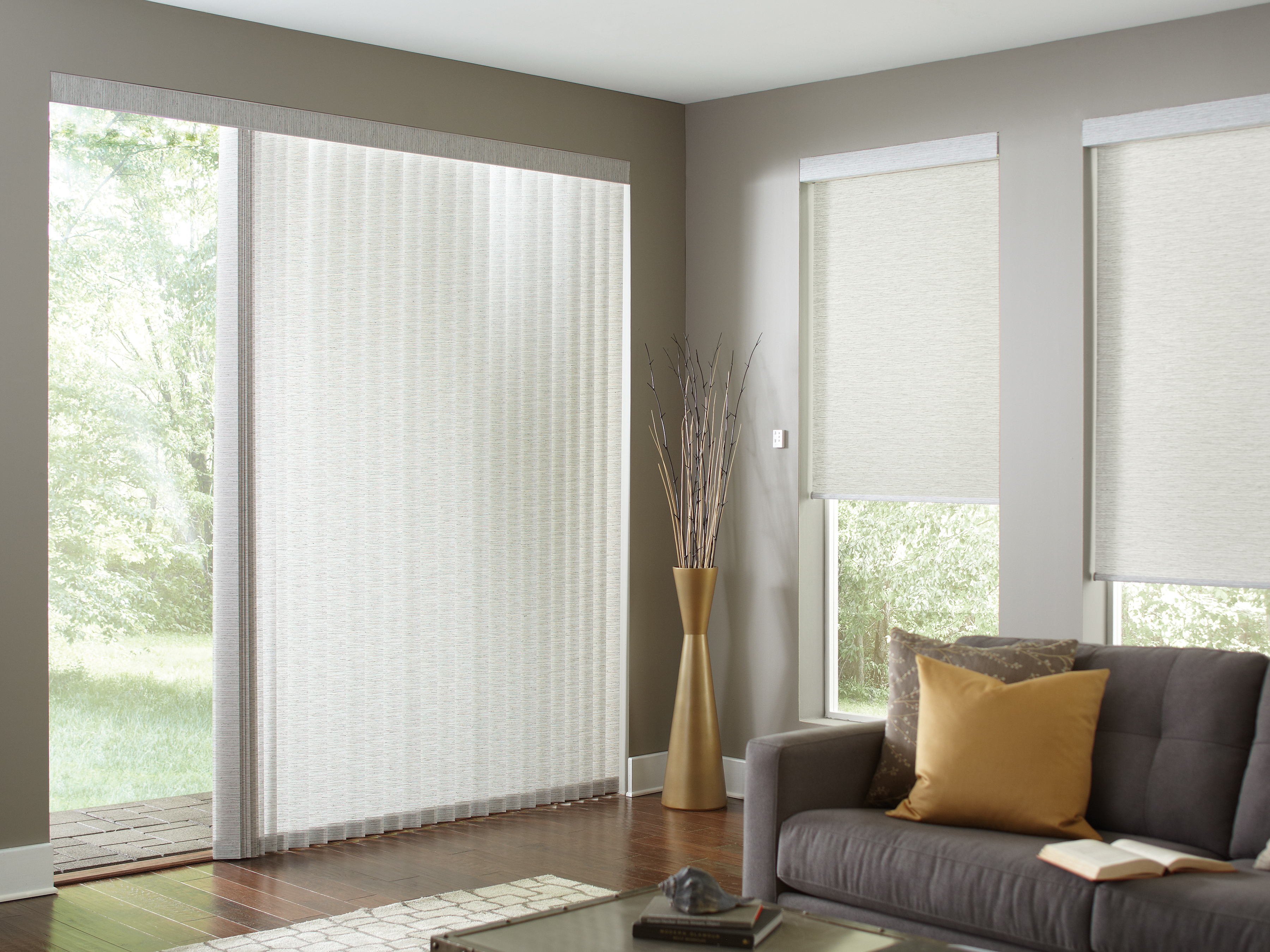 Genesis Qmotion Roller Shade & Discoveries Companion