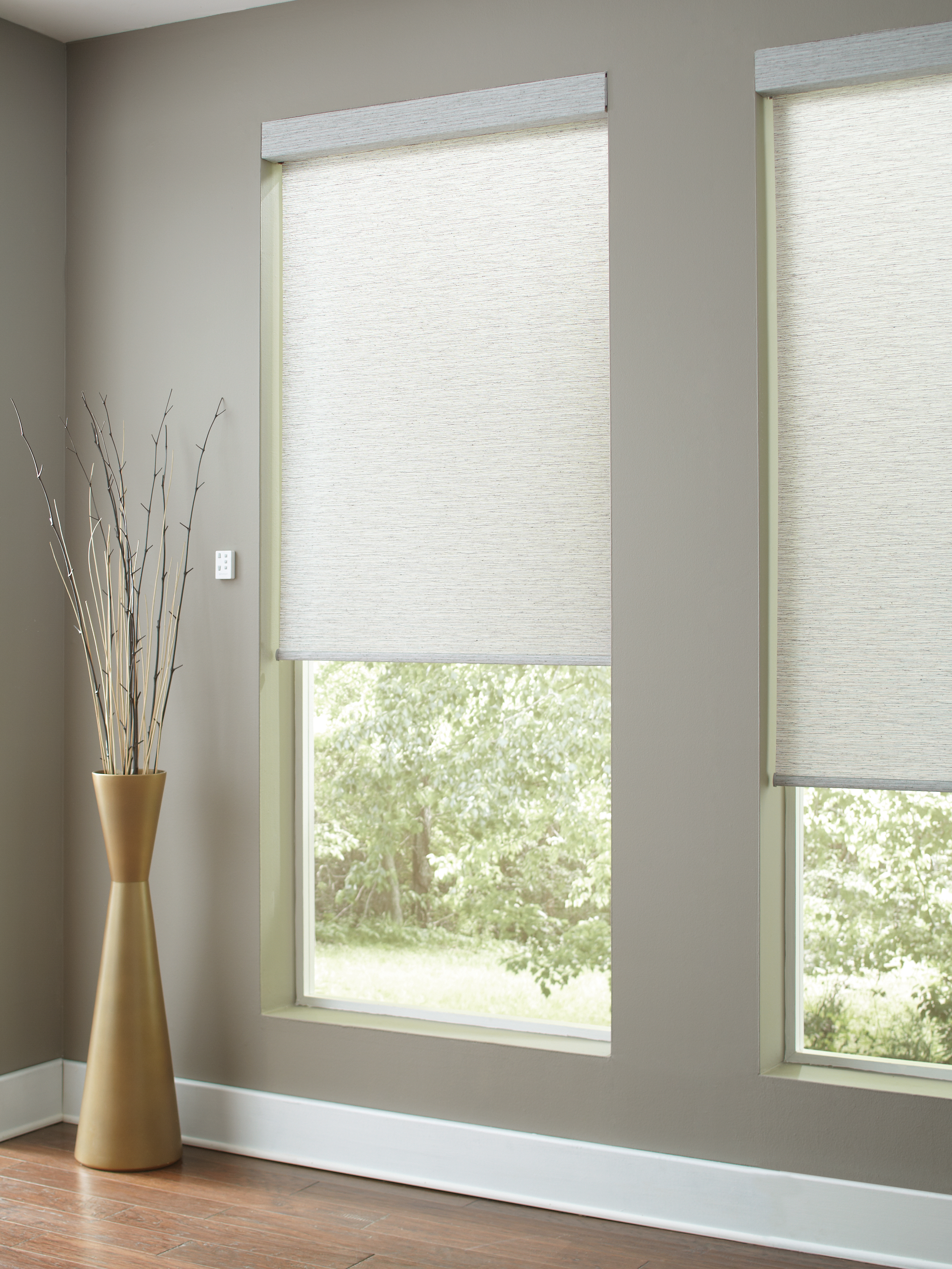 Genesis Qmotion Roller Shade