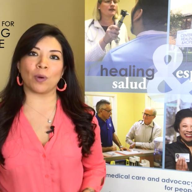 Center for Healing & Hope - Spring Into Health Promo