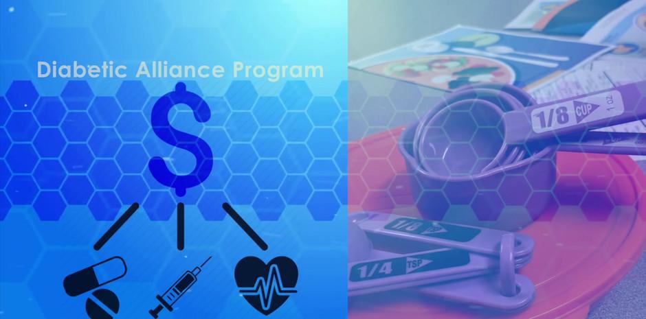 Diabetes Alliance Program Web Crawler