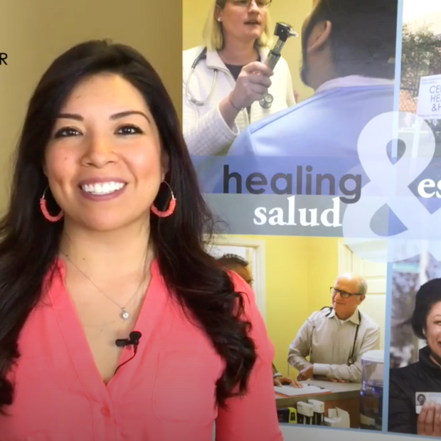 Center for Healing & Hope - Spring Into Health SPANISH