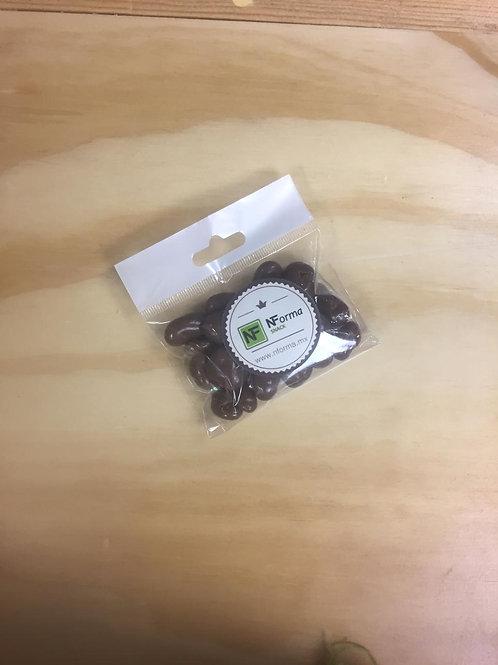 Arandanos con Chocolate