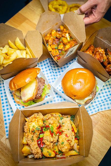 Boxty Takeaway Meal Deals