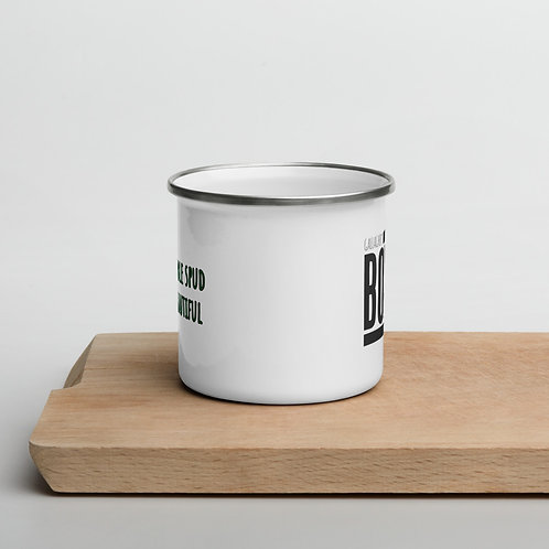 Boxty Enamel Mug - The Humble Spud