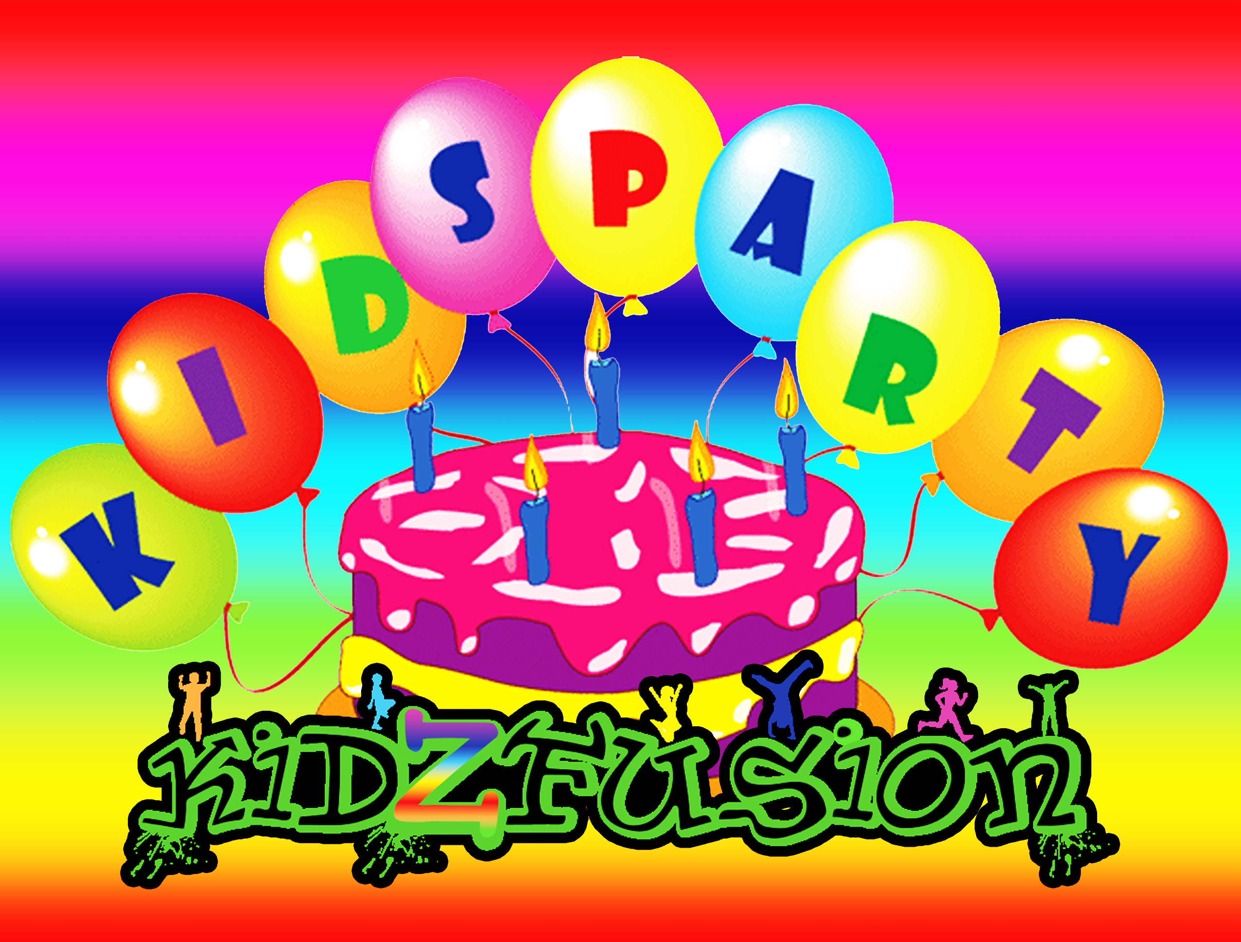 KIDZFUSION BIRTHDAY PACKAGES