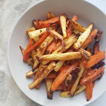 Honey Roasted Carrot & Parsnip