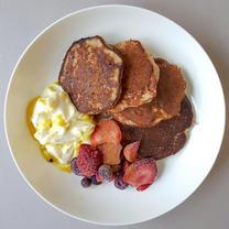 Hi-Fibre Pancakes