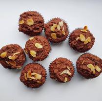 Chocolate Surprise Muffins