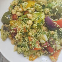 Herby Cous Cous Salad