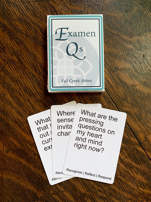 Examen Qs Card Set