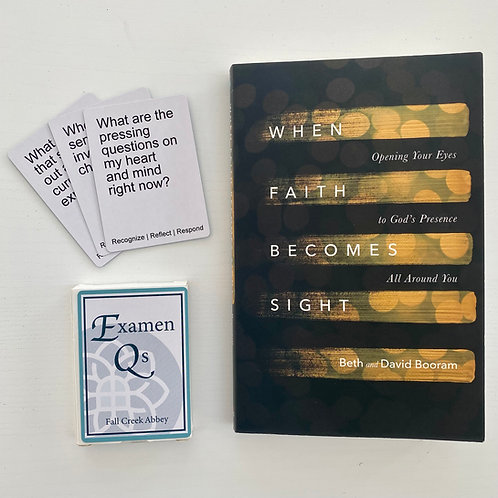 Bundle Deal: When Faith Becomes Sight + Examen Qs