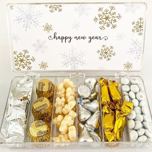 Happy Holidays Bento Box